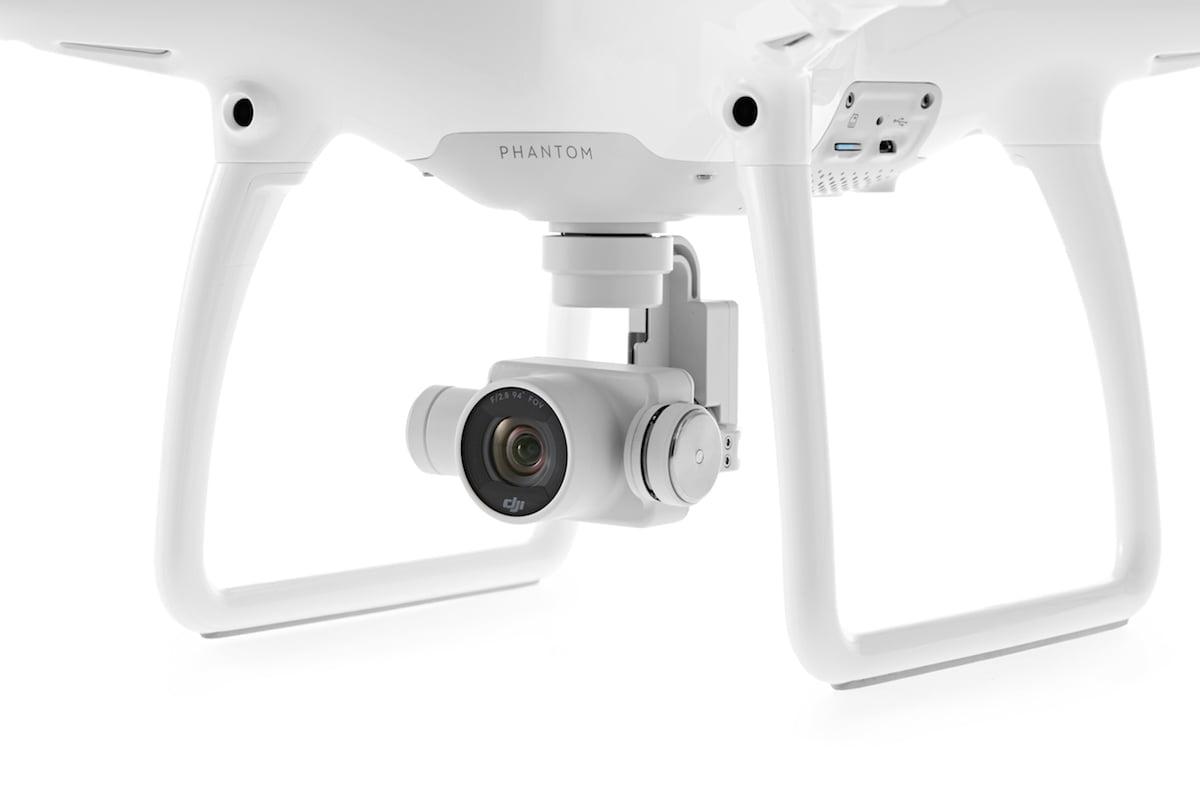 Phantom 4 camera drone