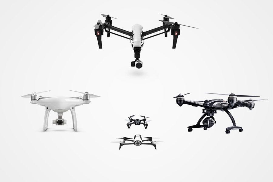 Drone List – April 2017