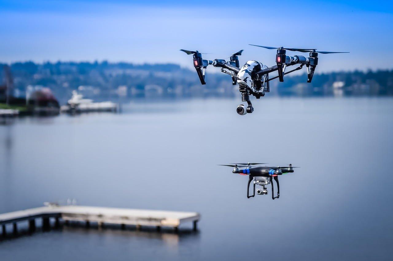 Best Camera Drones – April 2017